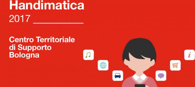 Handimatica 2017. Partecipazione del CTS Bologna