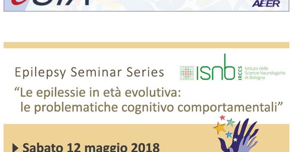"""Seminario """"Le epilessie in età evolutiva: le problematiche cognitivo-comportamentali"""""""