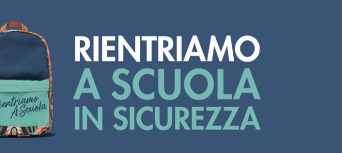 Rientriamo a scuola in sicurezza – Traduzione in CAA a cura del  CTS Bologna
