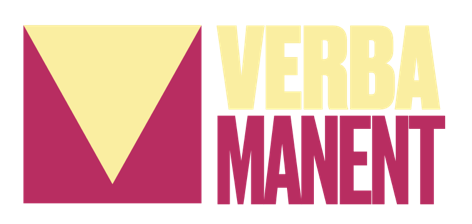 Logo Verba manent