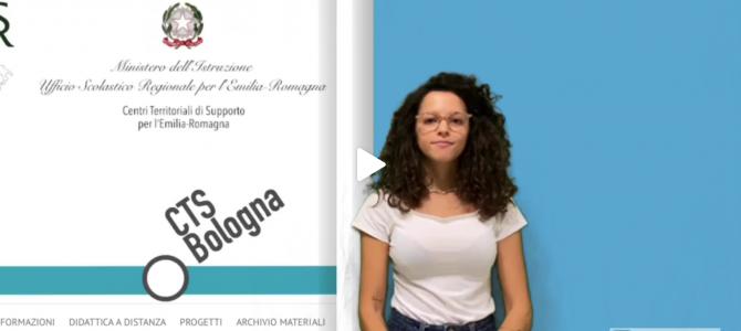 Video di presentazione delle attività del CTS Bologna